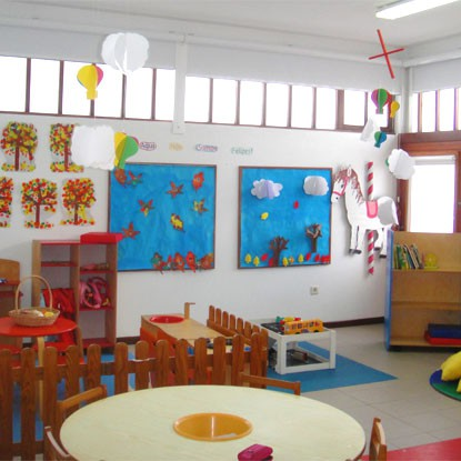 Jardim de Infância - Sala 2